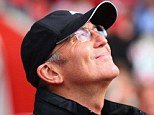 Set to leave: Pulis has been Stoke manager for seven years