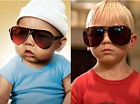 The Hangover baby all grown up! Grant Holmquist reprises his role as Tyler in the comedy three-quel