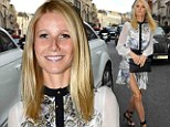 Flower (ultimate) power! Gwyneth Paltrow combines floral and bondage at her summer Goop party