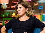 New curves: Pregnant Jamie-Lynn Sigler on Watch What Happens Lives this week