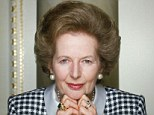 What would YOU pay to wear Margaret Thatcher's shoes? Iron Lady's satin Rayne stilettos and pumps auctioned alongside signed memoirs and photographs
