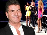 'Girl power!' New X Factor USA judges Kelly Rowland and Paulina Rubio take over very first auditions as Simon Cowell gets stranded on an island