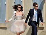 'There was a lot of love': James Righton gushes about his low-key wedding to his 'amazing' new wife Keira Knightley