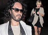 'He's one of my best mates': Sheridan Smith denies romance rumours as she enjoys another night out Russell Brand