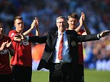Asset: Alex Ferguson will be paid £2m a year to work for 20 days