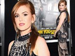 Isla Fisher attends the Now You See Me New York Premiere at AMC Lincoln Square Theater on May 21, 2013 in New York City