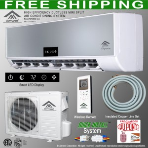 Amvent 12000 BTU Air Conditioner