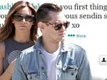 Fearing for her life: Ashley Tisdale says obsessed stalker has threatened to shoot her, begs court for larger restraining order