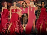 You're a long way from Wisteria Lane! The Saturdays model themselves on Desperate Housewives for new Gentleman video