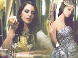 Jessica Lowndes in Drafted magazine