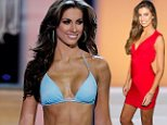Smoothies and spinach: Stick-thin Miss Alabama Katherine Webb prompts fears of dangerous dieting by revealing her highly restrictive 1,120 calorie-a-day plan