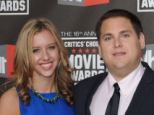 Together again: Jonah and Jordan Klein, shown at the Critics' Choice Movie Awards in 2011, were recently spotted sharing a passionate kiss