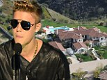 As Long As You... sign this: Justin Bieber makes house guests sign waiver to party with him and face $5m lawsuit if they break it