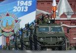 Generalprobe geglückt: Gigantische Waffenschau bei Siegesfeier in Moskau