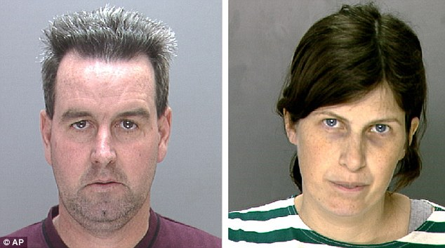 Facing new charges: Herbert and Catherine Schaible, from Philadelphia, have lost a second son after the 2009 death of their toddler