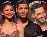DWTS' Val Chmerkovskiy needed 14 stitches after Zendaya Coleman elbowed him in the eye...but insists there are no hard feelings