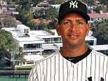 Hitting a home run! Alex Rodriguez doubles his money after selling Miami Beach mansion for $30m to mystery celebrity