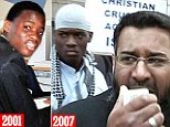 'Just a lovely, lovely guy': Friends recall what Michael Adebolajo was like at Marshall Fields School (left) and after the brutal murder