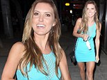 Audrina Patridge seen leaving Mercato Di Vetro in West Hollywood