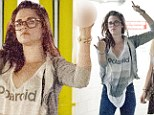Not taking the break-up too well then? Kristen Stewart loses her cool and flips the bird after Robert Pattinson moves out of their home