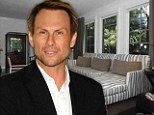 No need for Breaking In! Christian Slater buys south Florida home for $2.2m
