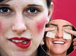 Pouring raw egg in hair, scrubbing coffee granules on thighs and wearing damp teabags on eyes: Women's wacky DIY beauty tips revealed