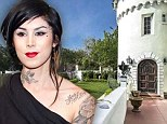 'My castle for a DJ': Kat Von D is selling her Gothic mansion for $2.5million as she shops for new home with fiance DeadMau5