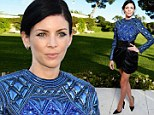 She's all leg! Liberty Ross dons an up-to-there skirt at 2013 Cannes amfAR Cinema Against Aids gala