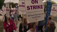 Tacoma teachers strike negotiations moving to Olympia