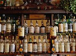 Swill: Nearly 29 bars and restaurants in New Jersey are accused of selling a mixture of rubbing alcohol and caramel coloring as scotch, and refilling premium liquor bottles with dirty water