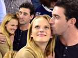 Victoria's Secret model Anne V scores with New York Mets player Matt Harvey in a PDA-filled date at an ice hockey game