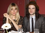 Sienna Miller and Tom Sturridge at the 2013 Outer Critics Circle Awards held at Sardi's restaurant in New York