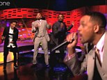 GRAHAM NORTON SHOW/WILL SMITH AND FRIENDS