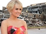 'I have watched the devastation with great sadness': Carrie Underwood donates $1 million to help Oklahoma tornado victims