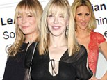 'You f*** with her, you f*** with me!' Now Courtney Love wades into LeAnn Rimes' feud with Brandi Glanville