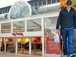 Prince Harry goes shopping to TK Maxx
