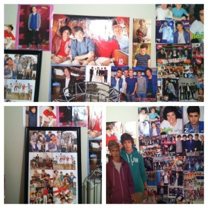 One Direction Kamer Kim