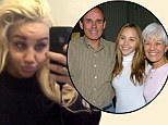 Under arrest: Amanda Bynes left a New York City police station in handcuffs following her arrest on Thursday night on charges of marijuana possession, reckless endangerment and tampering with evidence
