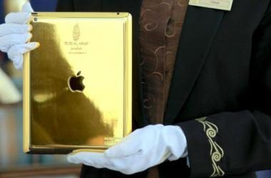 Gold-Plated iPads And Other Lavish Hotel Perks
