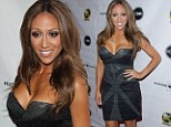 Tanned already! Melissa Gorga shows off a lot of her very bronzed skin at a kick off summer event