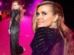 Carmen Electra at the Life Ball in Vienna
