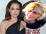 Her 'unsung heroine': Angelina Jolie's aunt loses her battle with breast cancer at age 61