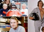 Tom Hunt talks about his famous father James Hunt