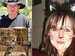 Sarah McClay, 24, was attacked by a Sumatran tiger at the park in Dalton-in-Furness, Cumbria, on Friday afternoon after she went into its enclosure