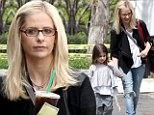 Just the two of us! Sarah Michelle Gellar dons ripped skinny jeans for a trip to the farmers' market with daughter Charlotte