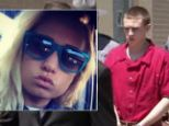 A Pennsylvania teen has been charged with stabbing his 17-year-old girlfriend to death in woods off the Skippack Trail on Saturday night.