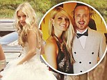 Wedded bliss! Breaking Bad's Aaron Paul tie the knot with vintage 1920's themed Malibu wedding