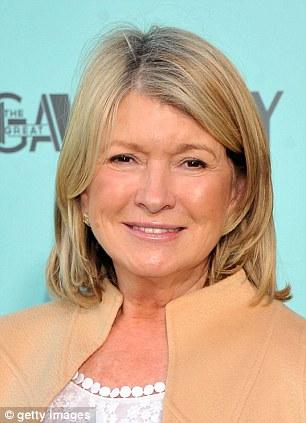 NEW YORK, NY - MAY 01: Martha Stewart attends the