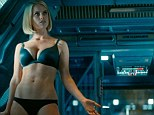 Set to stun: Alice Eve wows movie goers in the Star Trek film
