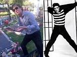 Sir Paul McCartney Elvis grave